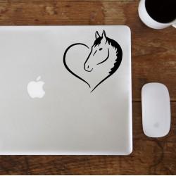 HORSE HEART Nalepka