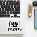 CAT MOM Nalepka