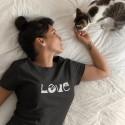 LOVE CAT Majica