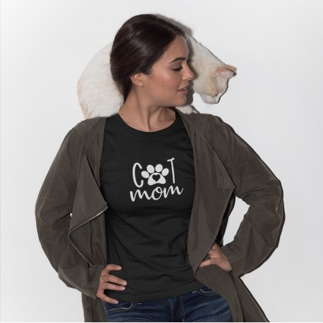 CAT MOM Majica
