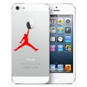 2x JORDAN iPhone nalepka