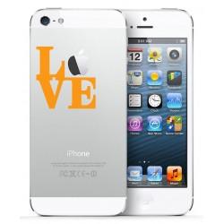 iPhone 5 / 5s Karbon nalepka