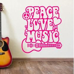 PEACE Nalepka