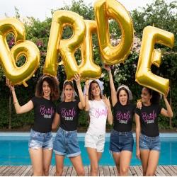 Komplet majic BRIDE SQUAD
