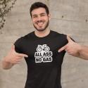 Majica ASS NO GASS